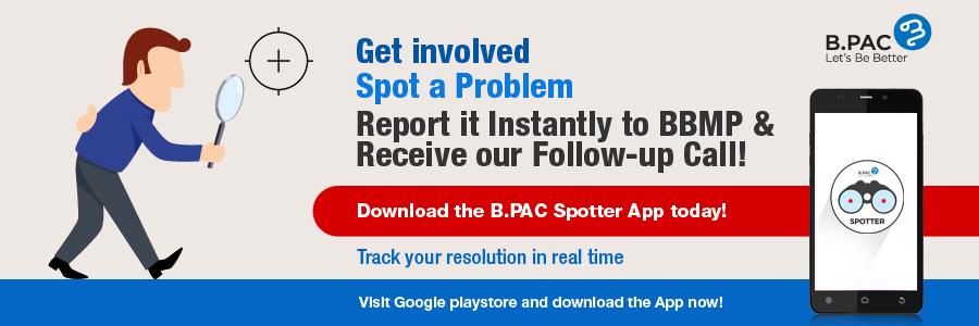 B.PAC Spotter app