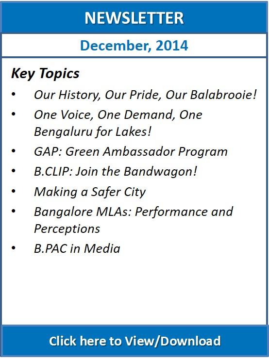 Newsletter December 2014