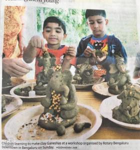 The Hindu-Ganesha Pic