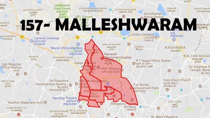 157-Malleshwaram