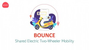 Electric-Two-Wheeler Mobility-Bounce