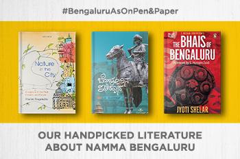 Bengaluru As On Pen & Paper