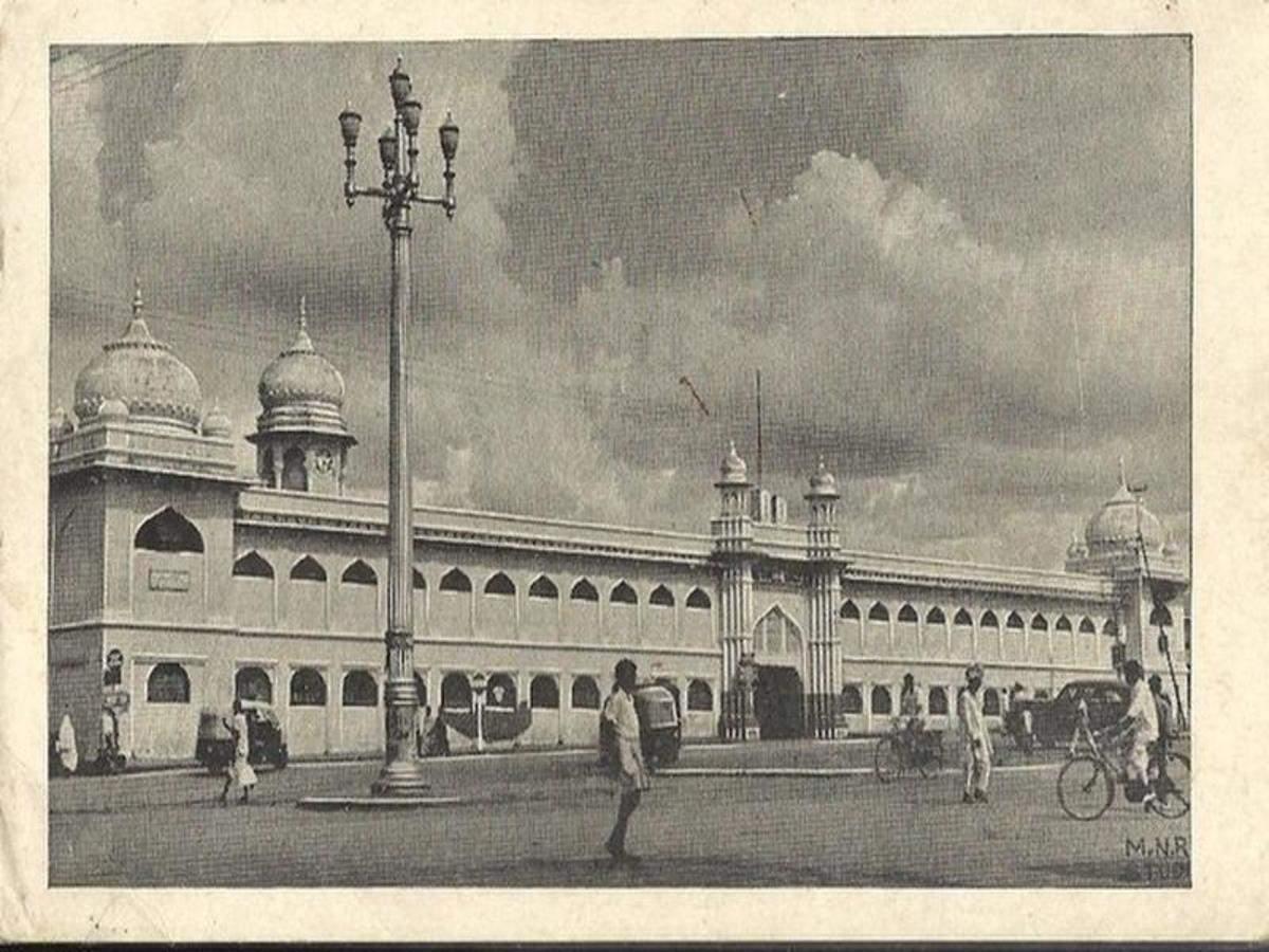 bengaluru in 1905
