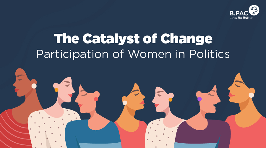 Participation Of Women in Politics
