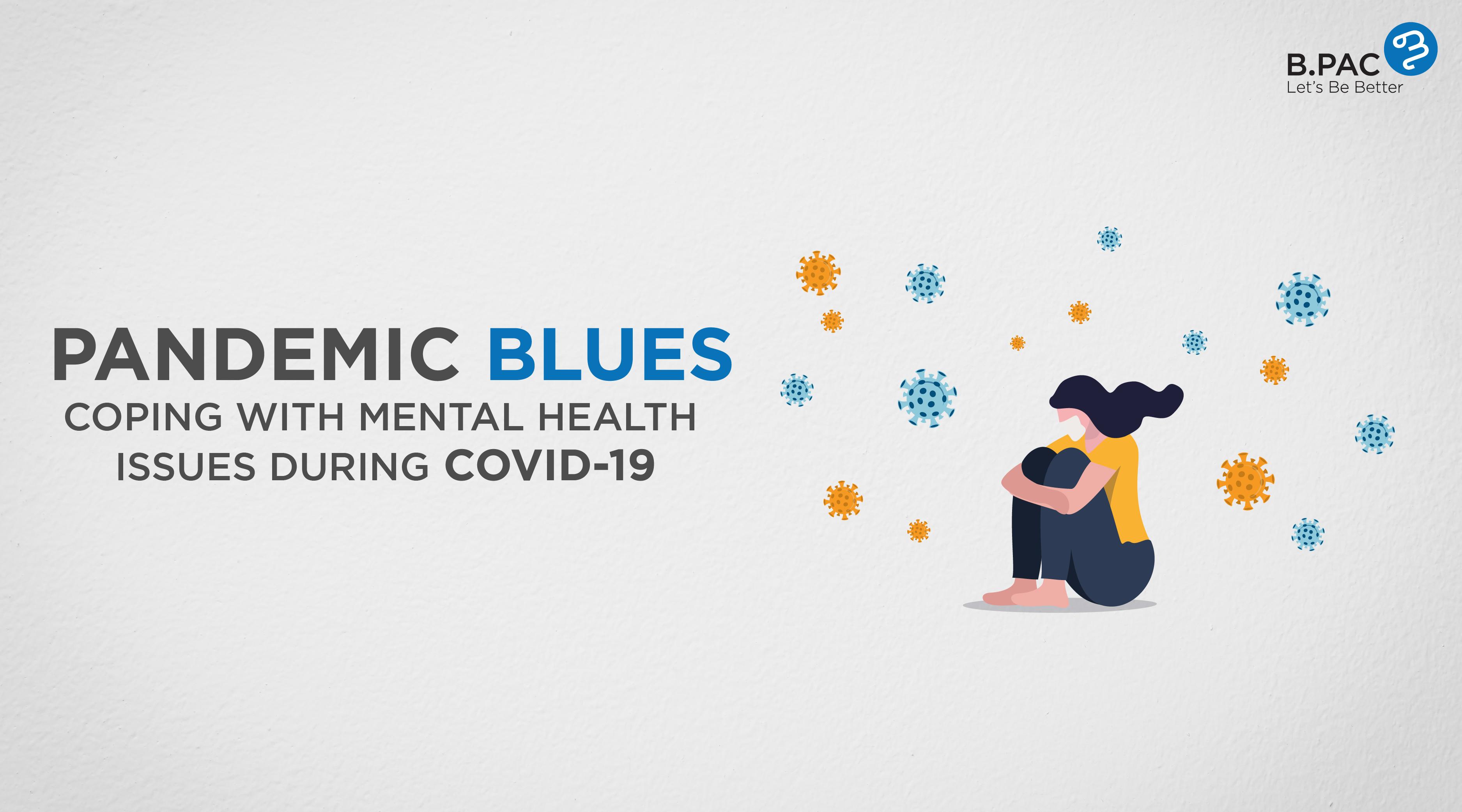 pandemic blues - covid 19